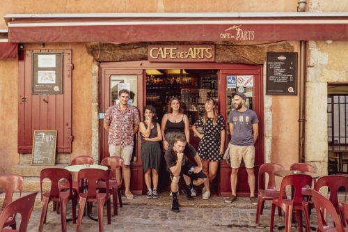 Café des Arts BD-1